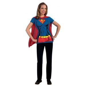 Déguisement licence superwoman