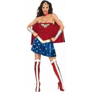 Déguisement licence Wonder woman