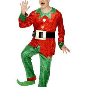 Déguisement lutin Noël homme