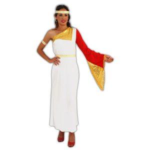 Déguisement noble romaine