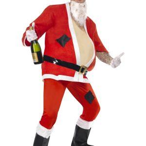 Déguisement Père Noël humour