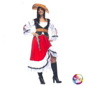 Déguisement pirate Clara
