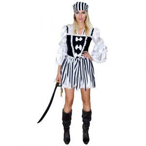 Déguisement piratine Larissa