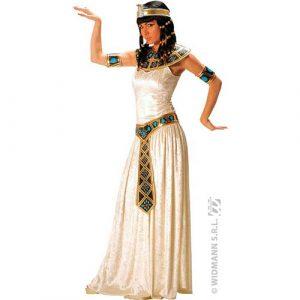 Déguisement prétresse égyptienne velours