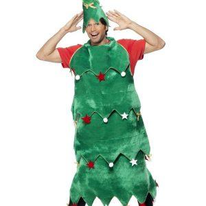 Déguisement sapin de Noël homme