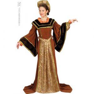 Déguisement Tudor dame