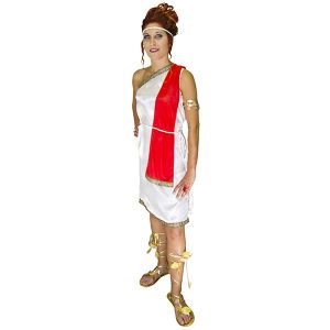 Déguisement tunique romaine sexy