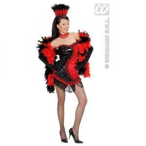 Déguisement Vegas showgirl