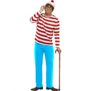 Déguisement Wally
