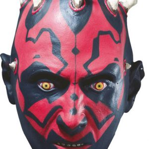 Masque Star Wars licence Dark Maul
