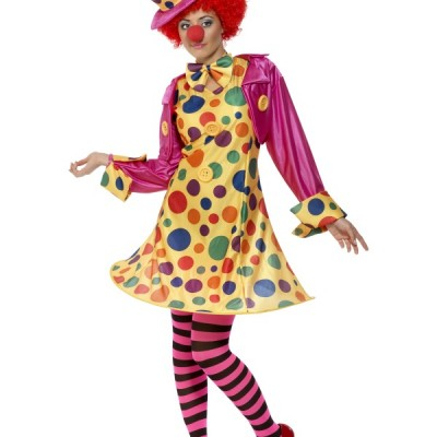 costume femme clown