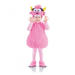 Costume Enfant : monstre rose