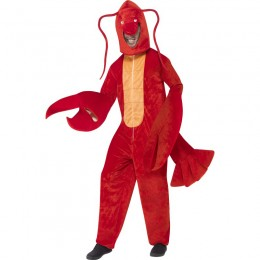Costume Adulte : homard