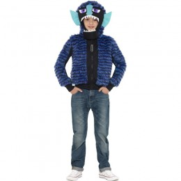 Costume Enfant : monstre veste