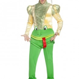 Costume Adulte : grnouille