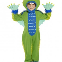 Costume Enfant : monstre palmé