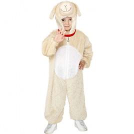 Costume enfant agneau