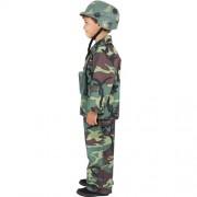 Costume enfant armée de terre profil