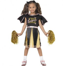 Costume enfant Bat pompom girl