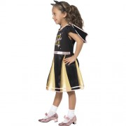 Costume Bat pompom girl enfant profil