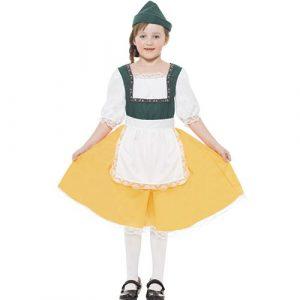 Costume enfant bavaroise