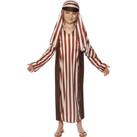Costume enfant berger rayé