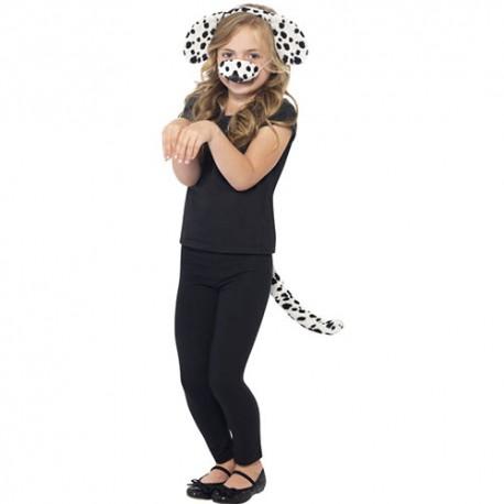 Costume enfant kit dalmatien