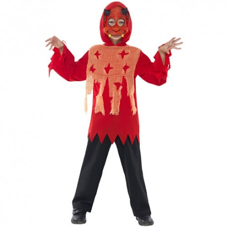 Costume enfant kit diable