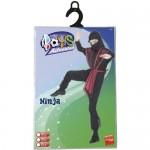 Costume enfant ninja pochette