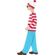Costume enfant Où est Charlie profil