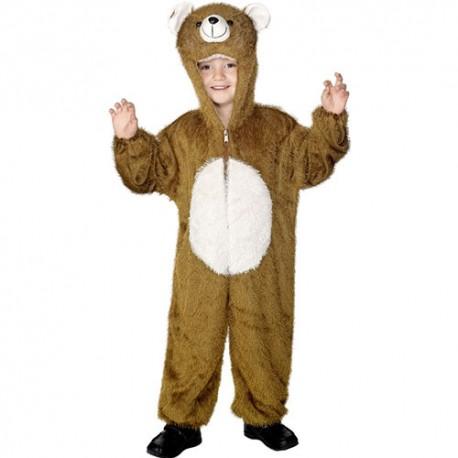 Costume enfant petit ours