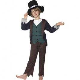 Costume enfant petit victorien