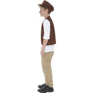 Costume enfant set polisson profil