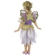 Costume enfant princesse des fées dos