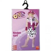 Costume enfant fille rodéo girl pochette