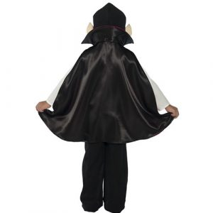 Costume enfant petit vampire dos