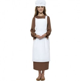 Costume enfant kit fille victorienne