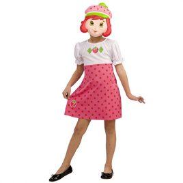 Costume enfant Charlotte aux fraises licence