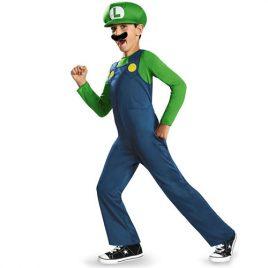Costume enfant Luigi