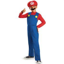 Costume enfant Mario