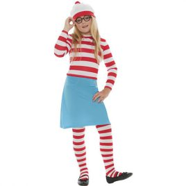 Costume enfant Où est Félicie