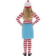 Costume enfant Où est Félicie dos