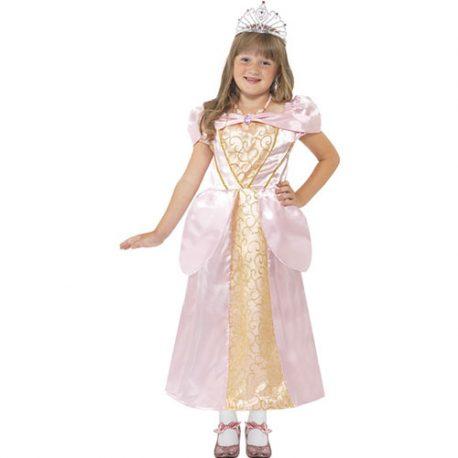 Costume enfant princesse coquette