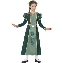 Costume enfant princesse Fiona Shrek