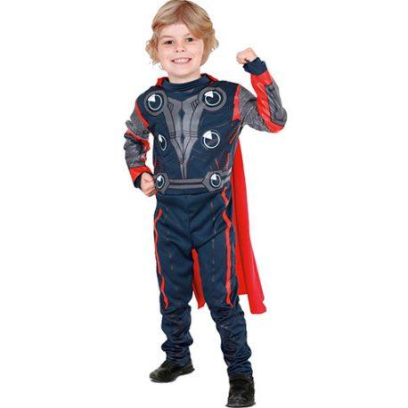 Costume enfant Thor licence