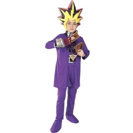 Costume enfant Yu Gi Oh licence deluxe