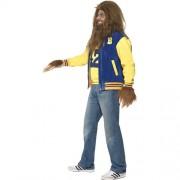 Costume homme loup garou Teen Wolf profil