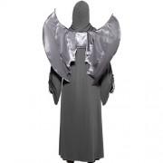 Costume homme ange de la mort dos