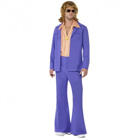 Costume homme années 70