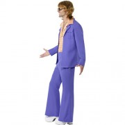 Costume homme années 70 profil